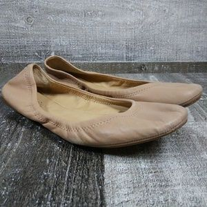 LUCKY BRAND LK Emmie Nude Flat Shoes 8M